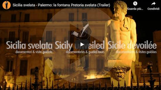 Sicilia Svelata | La fontana Pretoria