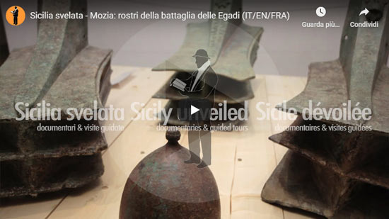 Sicily unveiled | The rostra from the Aegadian islands