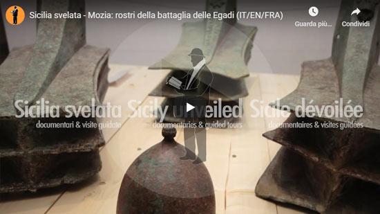 Sicilia Svelata | I rostri delle Egadi
