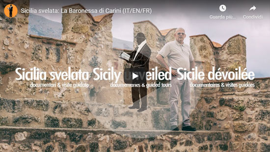 Sicilia Svelata | La baronessa di Carini
