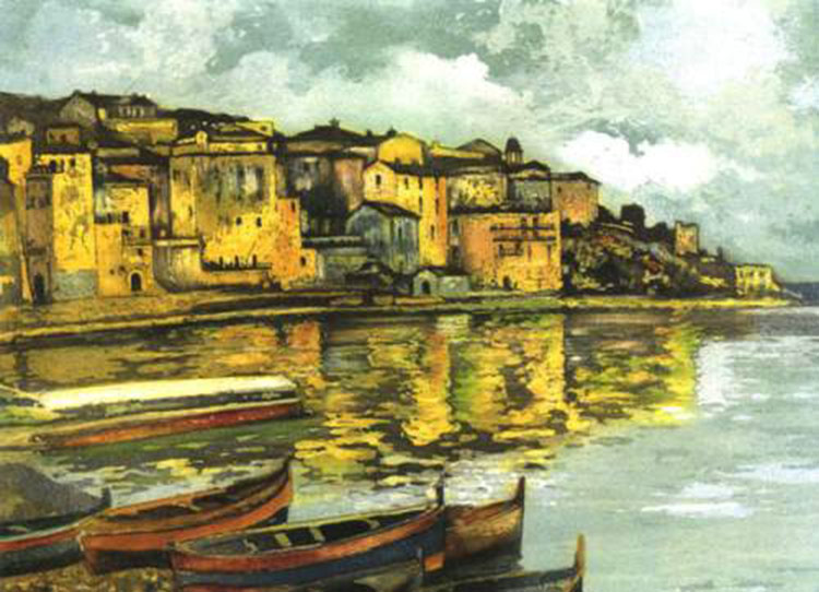 Jean Paul Barreaud | Pietro De Francisco - St Tropez