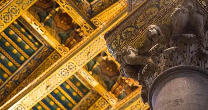 Jean Paul Barreaud | Il Duomo di Monreale