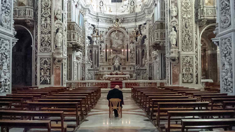Jean Paul Barreaud | Chiesa del Gesù - Casa Professa