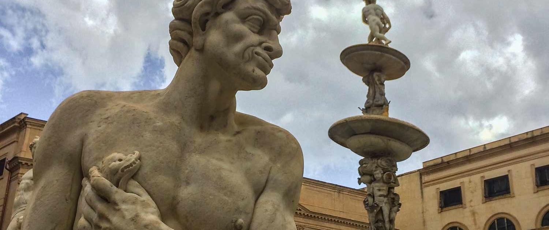 Jean Paul Barreaud | Piazza Pretoria