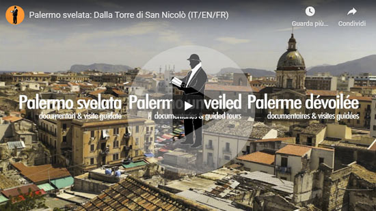 Sicily unveiled | From the top of St. Nicolò's tower