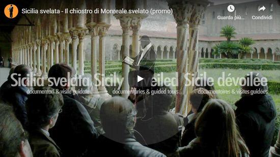 Sicilia Svelata | Il chiostro di Monreale