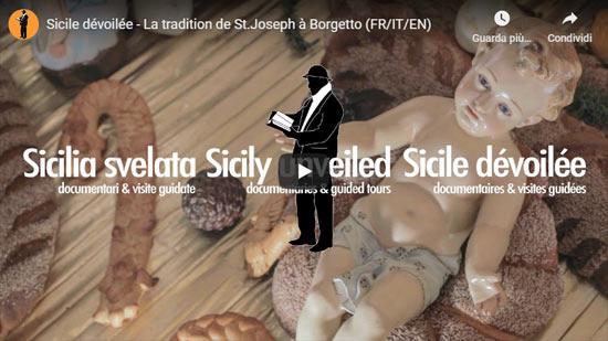 Sicilia Svelata | La tradition de St. Joseph à Borgetto