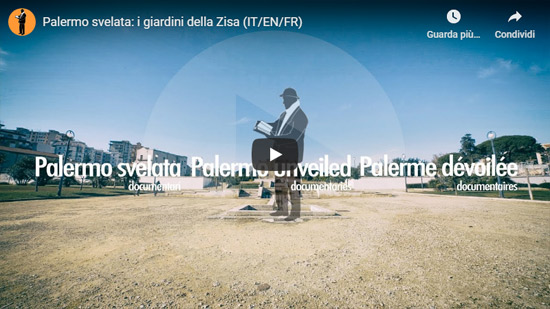 Sicilia Svelata | I giardini della Zisa